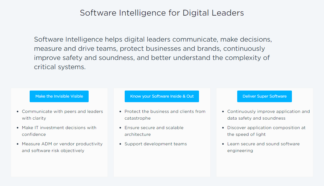 cast-software-intelligence