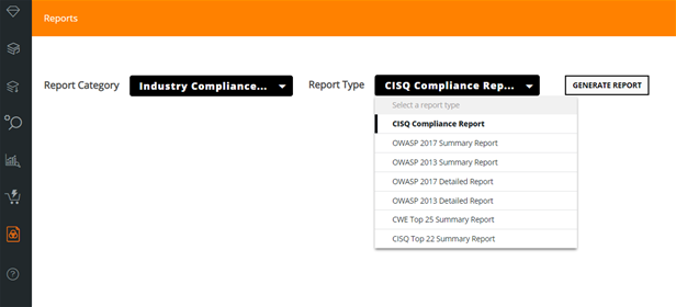 Industry-compliance-dashboard