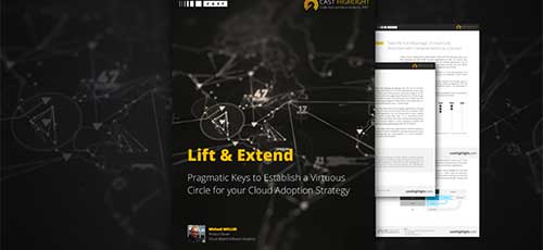Lift & Extend: Pragmatic Keys to Establish a Virtuous Circle for your Cloud Adoption Strategy