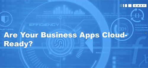 Are Your Business Apps Cloud-Ready?
