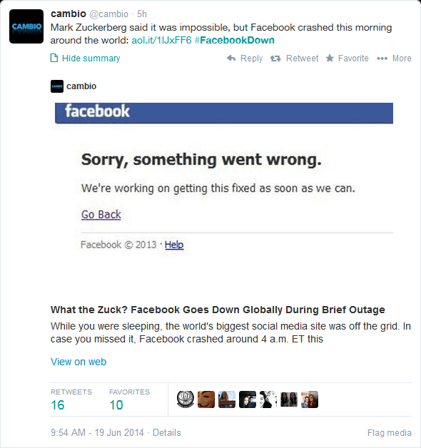 CAST-#Facebookdown-tweet-4