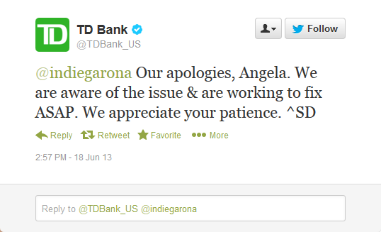 CAST-TD-bank-reply