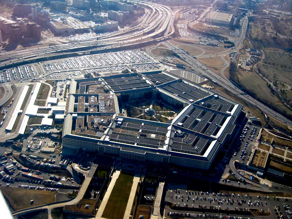 Pentagon Contractor Hacked by Foreign Entity