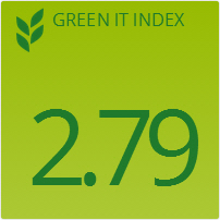Green IT Index Tile