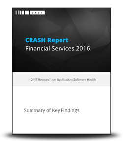 Crash Report on Financial Services