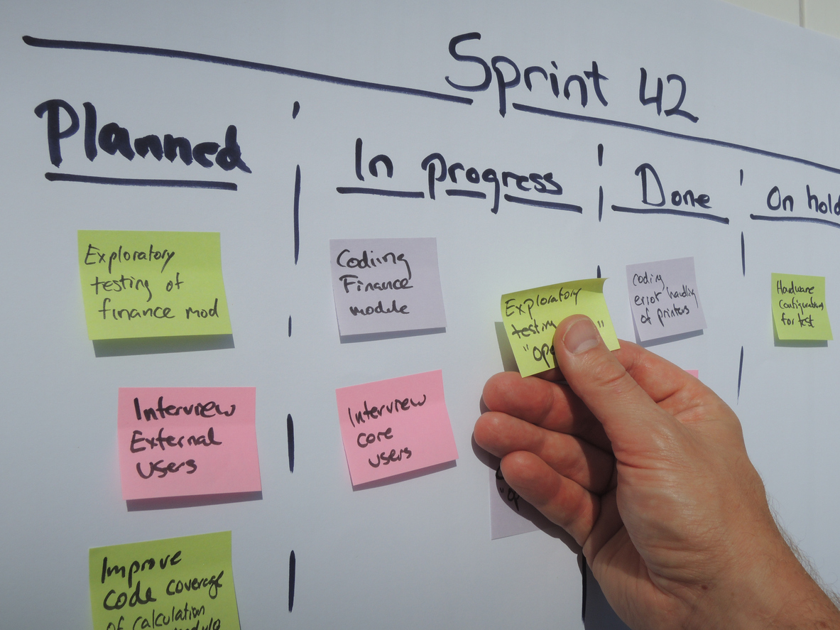 Takeaways from the QA Financial Forum – How QA Can Remain Relevant in an Agile World