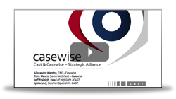 Casewise Webinar - June 2016
