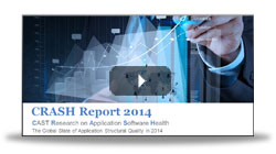 CRASH Report webinar - 051514