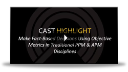 Cast Highlight APM Webinar